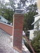 Completed chimney rebuilding project