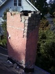 Chimney rebuilding project