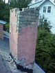 Chimney rebuilding job